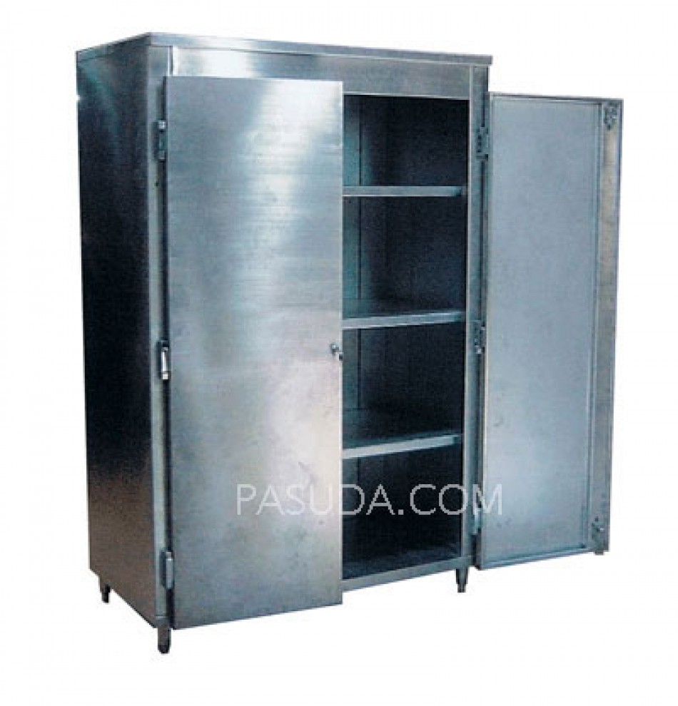 stainless_cabinet